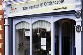 The Pantry and The Corkscrew